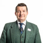 Eyes on Scotland guide Alistair Walker