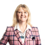 Eyes on Scotland guide Dianne McGuinness
